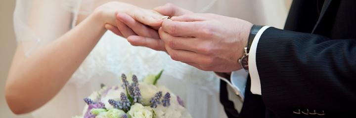 Свадебное предложение для влюбленных